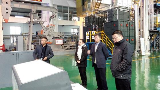 图2 参观石油化工产业链实物仿真教育基地-中国化学品安全协会网站